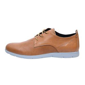 Zapatillas-de-hombre-de-cuero
